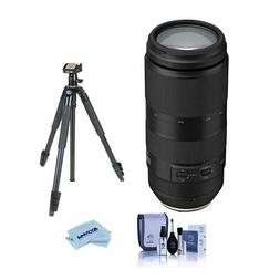 Tamron 100-400mm f/4.5-6.3 Di VC USD Lens for Canon EF Mnt W