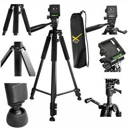 """60"""" PROFESSIONAL TRIPOD WITH QUICK RELEASE FOR CANON EOS REB"""
