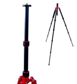 60in. Professional Carbon Fiber Tripod and Monopod for DSLR