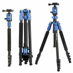"Zomei 72"" Professional Tripod Monopod with Ball Head for Can"