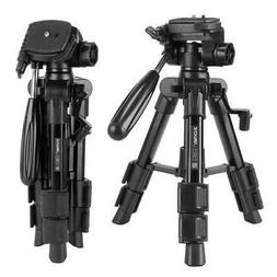 Zomei Q100 Portable Table-Top Tripod Pan Head Universal for