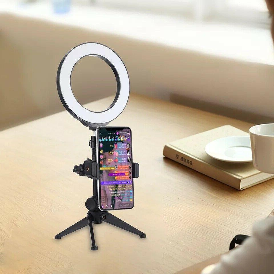 cell phone stand holder for ring light