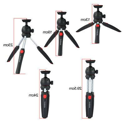 Andoer Mini Tabletop Tripod With Ball Head Portable For Came