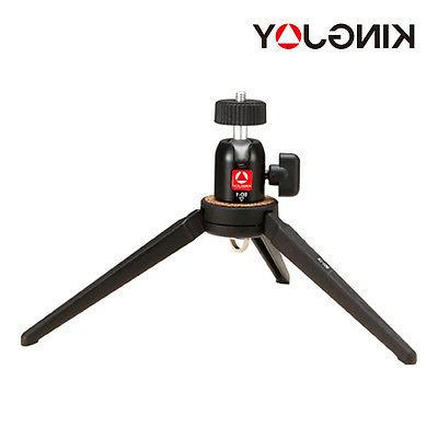 mini table tripod bracket stand with ballhead