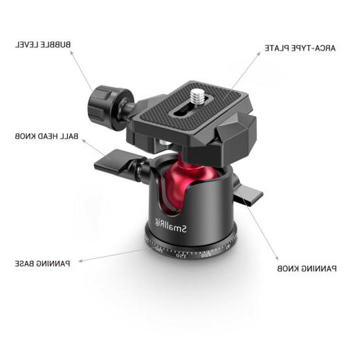SmallRig Mini with Panoramic Ball for DSLR/Action Camera