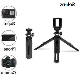 Tripod Stand Grip Gimble Remote Control for Camera DSLR Hold
