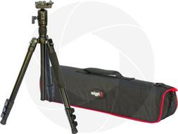 Professional Aluminum Full Size Photo Camera Tripod with Mon