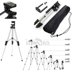 Professional Camera Tripod Stand Holder with Ball Head For D