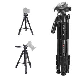 "TAIROAD T111 55"" Tripod Light Weight Travel Portable Folding"