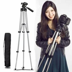 Universal Portable Tripod Stand For DSLR Camera Camcorder Ve