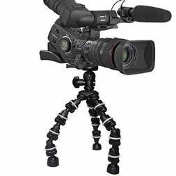 USA FAST SHIP! Flexible Tripd for DSLR Camcorders Photo Trip