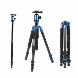 ZOMEI Z818 Professional Heavy Duty Tripod Monopod with Ball