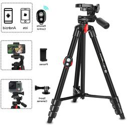 ZOMEI Compact Light Weight Travel Portable Tripod for DSLR C